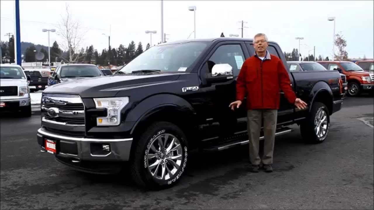 Brand new 2015 f 150 lariat aluminum body wendle motors youtube