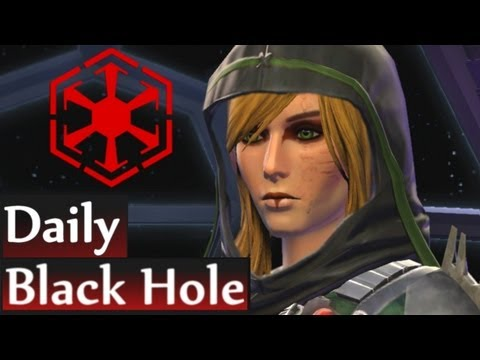 Corellia: The Black Hole Daily Quests Guide (SWTOR Empire Side)