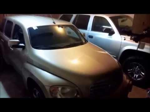 2008 Chevy Hhr Air Bag Warning Light Youtube