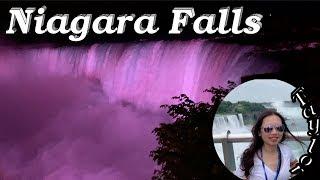 Niagara Falls - Niagara Falls thác nước hùng vĩ và nổi tiếng nhất thế giới - Taylor - Cuộc Sông Mỹ