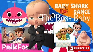 Baby Shark Song The Boss Baby