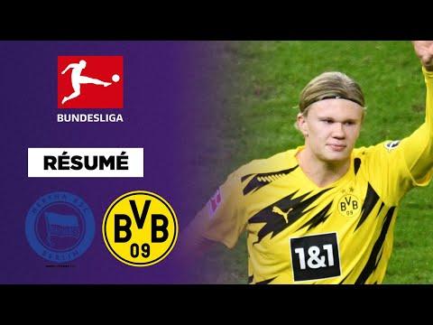 Résumé : Avec une performance historique d'Haaland, Dortmund atomise le Berlin !