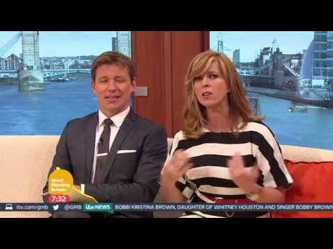 Ben Shephard Accuses Kate Garraway Of Being A Selfish Brewer   Good Morning Britain