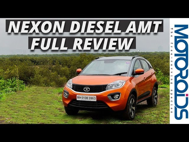 Tata Nexon Diesel AMT Review: Stylish, Feature Rich, Good Value, but Not the Best Handler
