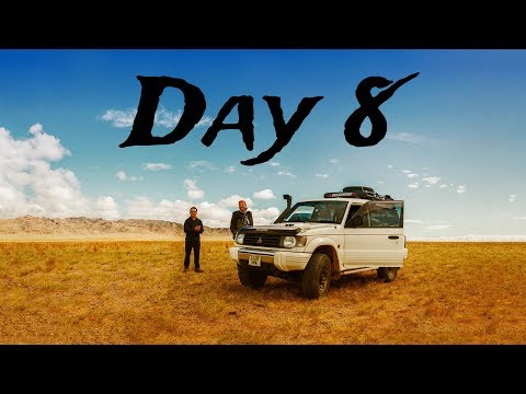 Travel Series ON AND OFF ROAD IN MONGOLIA, Ep. 8 (ENG & RUS subs)