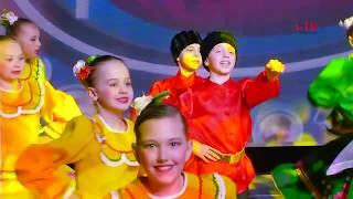Ты в Эфире. Танцевальный ансамбль «Росинка» - «Я на печке молотила»