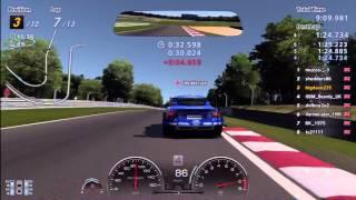 RSTC Championship (GT6), Brands Hatch GT, Feature Race
