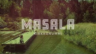 Asuinalueena Masala Kirkkonummella