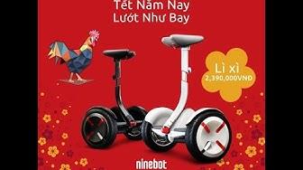 ƯU ĐÃI TẾT xe điện cân bằng Ninebot Mini Pro