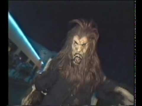 Halloween Horror Nights VI 1996 Festival of the Dead Parade at Universal Studios Florida