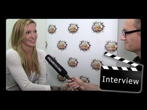 MCM Hannover Comic Con:  mit Katie Cassidy zur TVSerie
