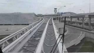 Link Train Toronto Pearson International Airport