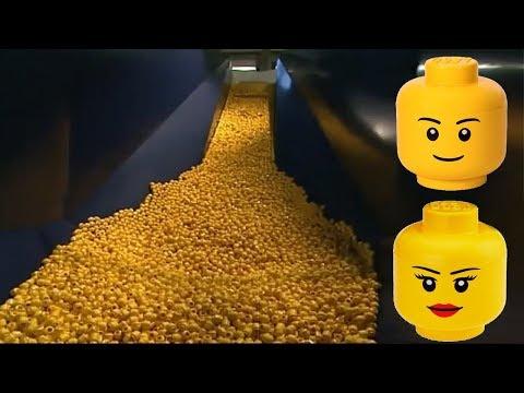 LEGO Mass Production Machine - Amazing Machines