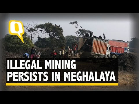 The Quint: Coal Country: Two Years After A Ban, Mining Persists In Meghalaya DNP