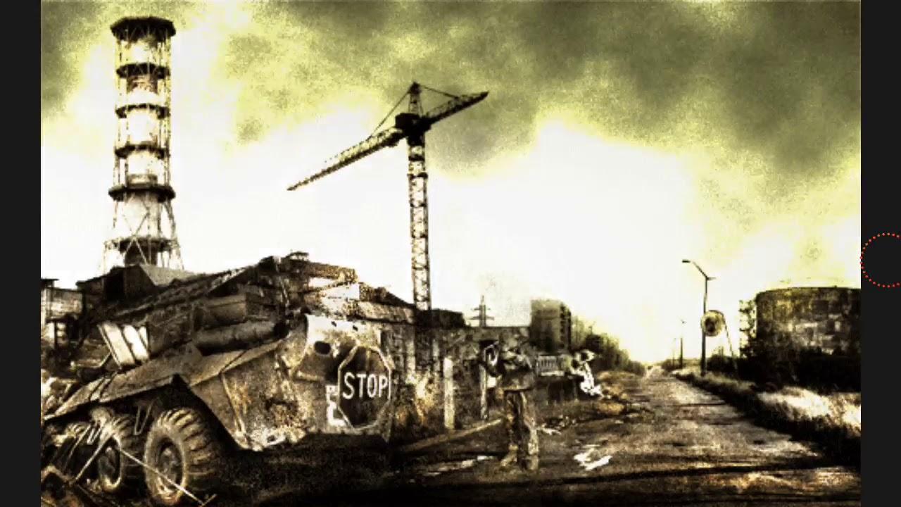Чернобыль анимация взрыва