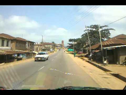 Cruise through Ondo State