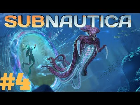 Subnautica PL #4 - Obca Cywilizacja na Nowej Wyspie
