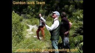 Spanish Partridge Shooting - Gordon Isles Team - Mallorca - Spain