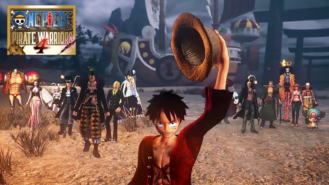 best anime game 2020 one piece