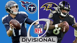 Titans vs. Ravens LIVE Scoreboard: Join the Conversation & Watch the Game on NBC!