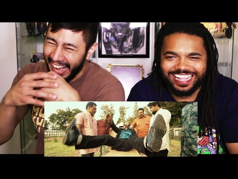 DOUBLE BARREL trailer reaction by Jaby & Chuck!