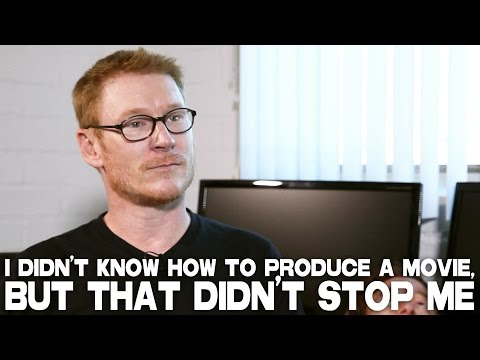 I Didn't Know How To Produce A Movie, But That Didn't Stop Me by Zack Ward