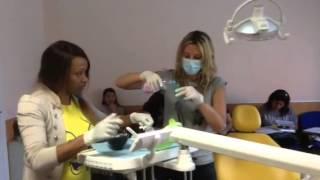 (Assistente alla Poltrona di Studio Odontoiatrico)  Alginato - Milano www.agenfor.it