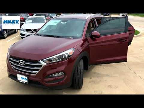 2017 Hyundai Tucson SE Red #H1705 FULL HD
