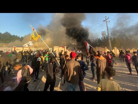 Will Soleimani's Assassination Set Back Iraq's October Revolution?