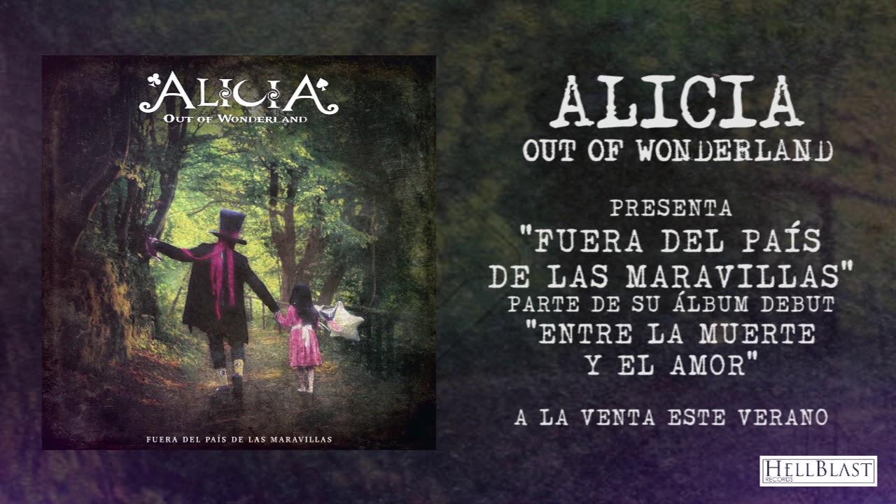 Alicia Out Of Wonderland Fuera Del País De Las Maravillas Youtube