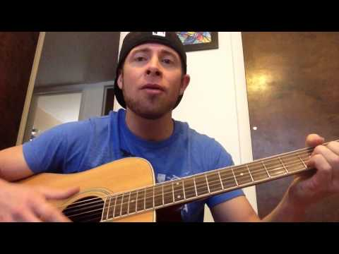 Oo-de-lally on acoustic guitar