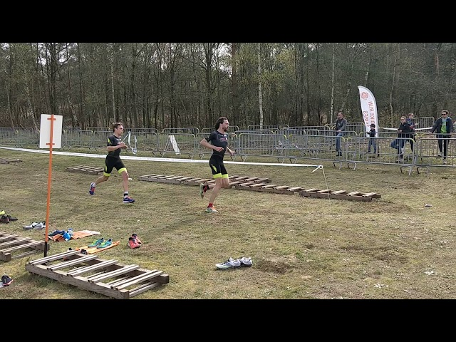 Run Bike Run Series Geel 2019 T2