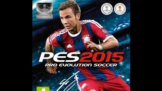 PES 2015 COVER |PC VERSION CONFIRMED |RELEASE DATE (November 13) DEMO ANNOUNCED (September 17) Thumbnail