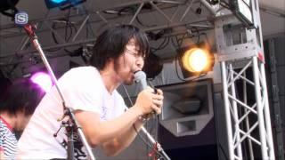 曽我部恵一BAND - 青春狂走曲 @ KAIKOO POPWAVE FESTIVAL'10