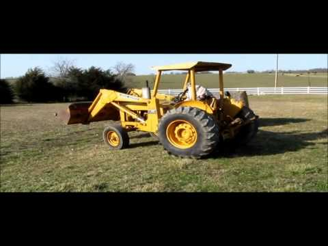 john deere 300 tractor for sale sold at auction march 29. Black Bedroom Furniture Sets. Home Design Ideas