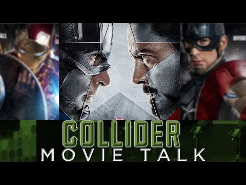Collider Movie Talk - Captain America: Civil War Trailer Review, Tom Cruise Joins Monster Universe