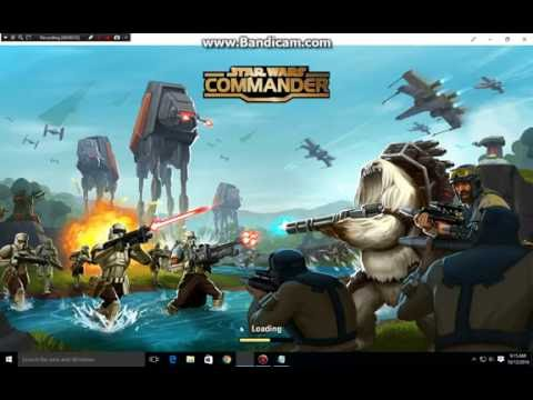 how to recover old account in star war commander
