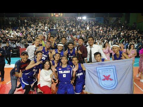 Game Highlights: SMAN 3 Jakarta Vs Al-Izhar (Final Putra DBL Jakarta South Region)