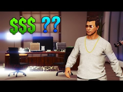 GTA Online: How Much Money Do You Earn as a CEO? - Buying & Selling Special Cargo! (GTA 5 CEO)