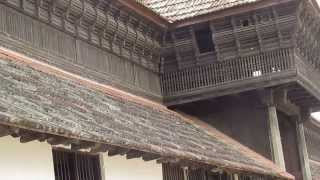 Shri Padmanabhaswamy Temple Kerala Video In HD