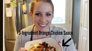 3 Ingredient Orange Chicken Pinterest Recipe Test