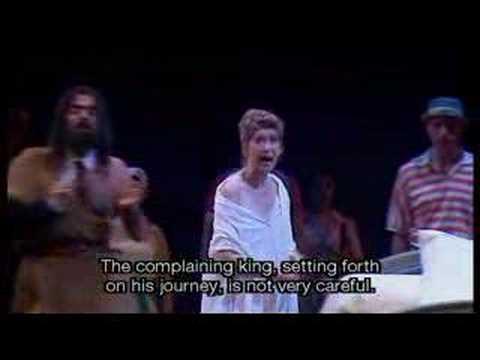 Offenbach : Act I
