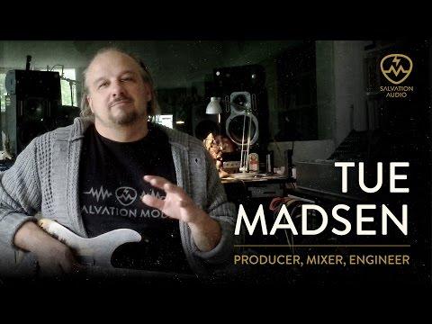 Tue Madsen about Salvation Audio