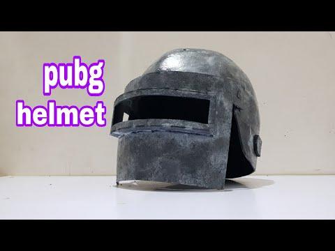 How to make cardboard pubg level 3 helmet | DIY | RM Gears