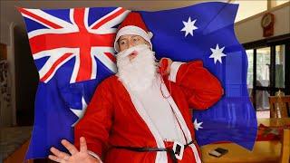 IF SANTA WAS AUSTRALIAN...