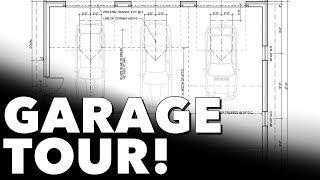 Garage Tour - The Turbo Garage!