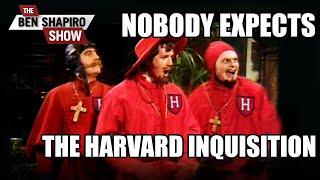 The Harvard Auto-Da-Fe | The Ben Shapiro Show Ep. 802