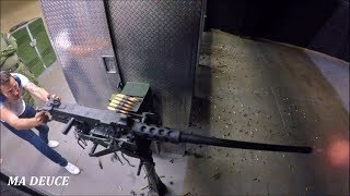 Battlefield Vegas, Shooting Range