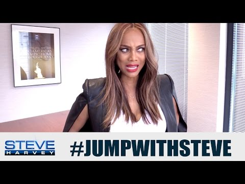 Tyra Banks: Turning Lemons into Lemonade || STEVE HARVEY