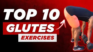 The Top 10 Glutes Exercises | BJ Gaddour Legs & Butt Workout